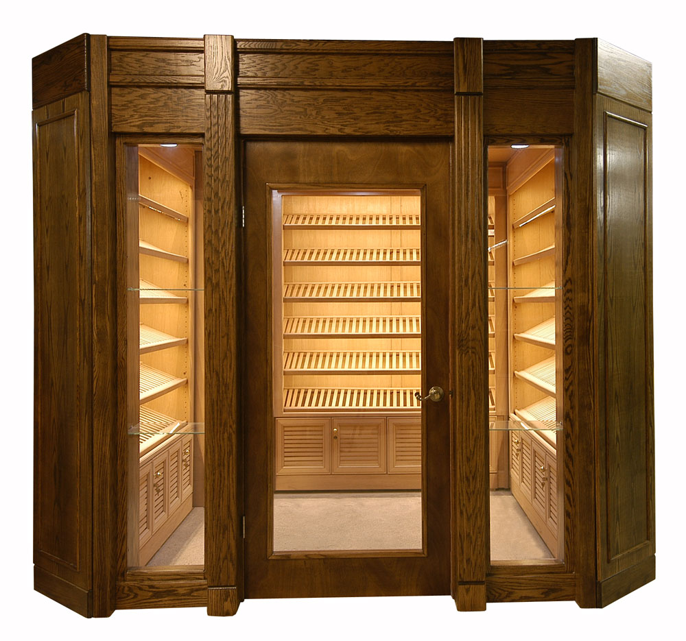 crafters shipping closed cigar cuban for cigars humidors free table cabinet end humidor cc